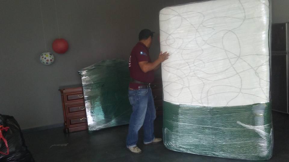 Proteger con calidad nos muebles de los clientes